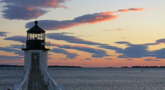 Marshall Point Light - Port Clyde, ME